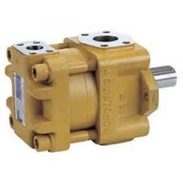 Japanese SUMITOMO QT6262 Series Double Gear Pump QT6262-100-80-S1044