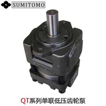 Japanese SUMITOMO QT32 Series Gear Pump QT32-12.5L-A